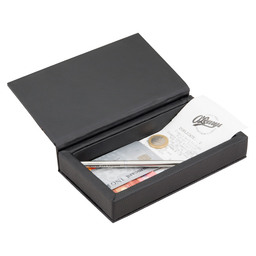 ACCOUNT HOLDER TRENDY WOODEN BOX