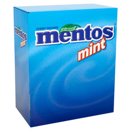 MEETING MINTS P/2ST VERP. DISPENSERDOOS
