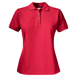 POLO WOMEN SURF PRO PIQUE RED S