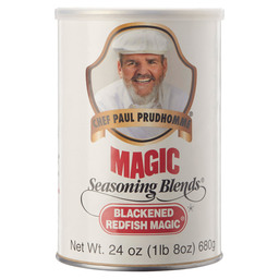 BLACKENED RED FISH MAGIC SEASONING