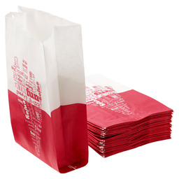 SNACK BAG 2 POUND COLOUR-NR.28 PINK