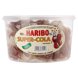 SUPER COLA FRUIT GUM