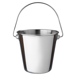BUCKET WITH HANDLE 10X10 CM