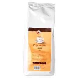 TOPPING CAPPUCCINO  GOLD MONDIANO