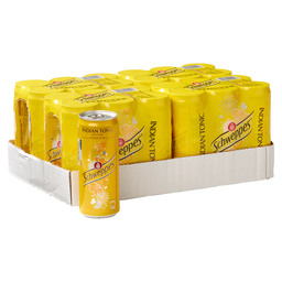 SCHWEPPES TONIC 33 CL