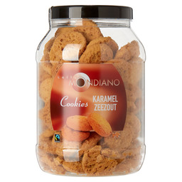 COOKIE JAR CARAMEL SEA SALT