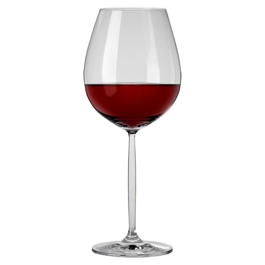 DIVA 1 WATER/RED WINE GLASS 0.613 L
