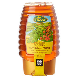 FLOWER HONEY BIO MINT LQD