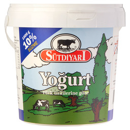 SÜTDIYARI YOGURT 10%