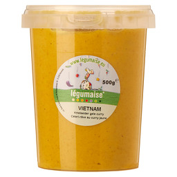 LEGUMAISE VIETNAM YELLOW CURRY CELERIAC