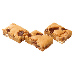 TOFFEE CRUNCH BLONDIE 16 SLICES