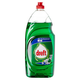 HANDSPUELMITTEL  DREFT 2X1L