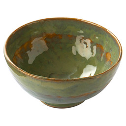 BOWL PURE 16X8,4CM SEA GREEN