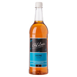 KOOK RHUM 50% GELIFIED