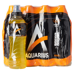 AQUARIUS ORANGE 50CL PET