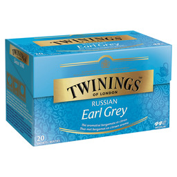 TEE RUSSIAN EARL GREY TWININGS