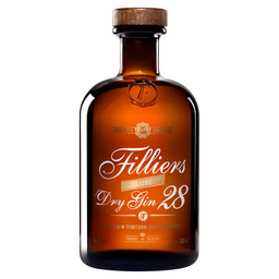 FILLIERS DRY GIN 28 CLASSIC