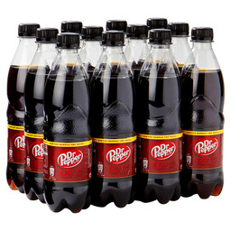 DR.PEPPER 50CL PET