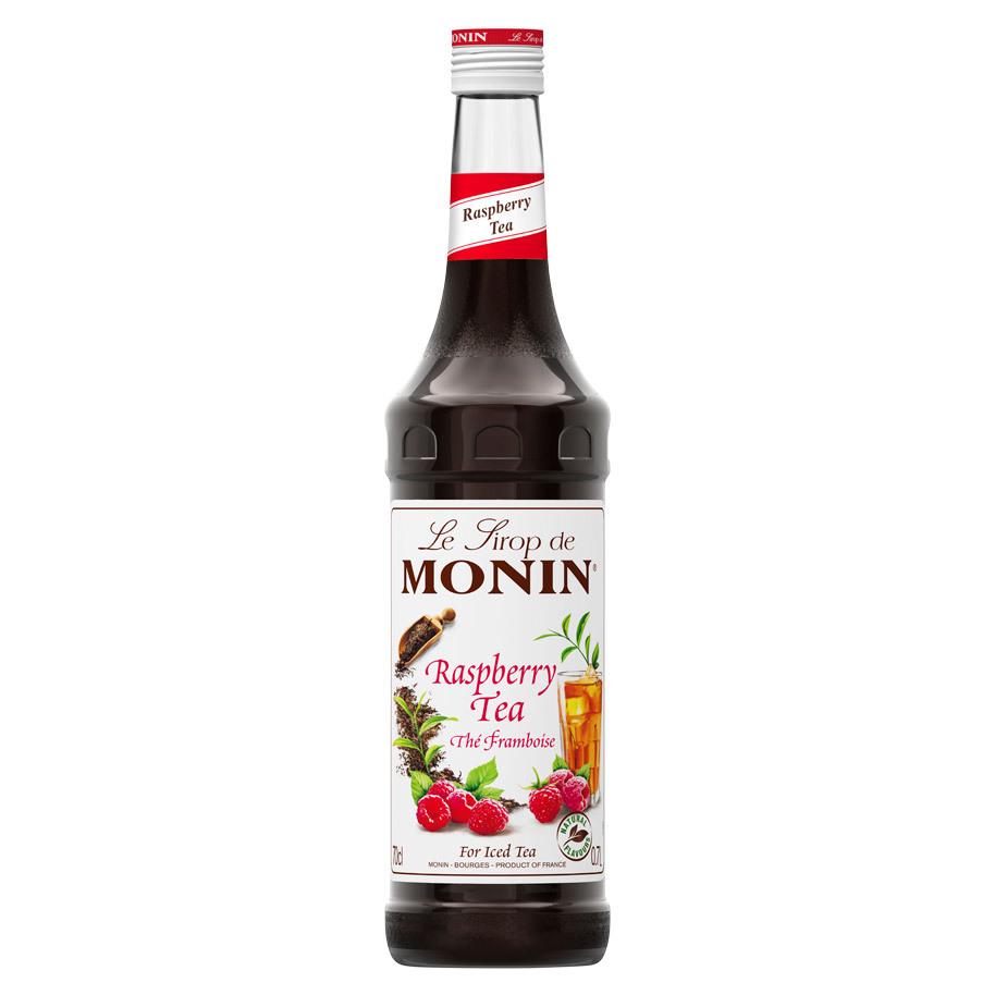 MONIN RASPBERRY TEA
