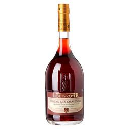 LOUIS ROYER PINEAU DE CHARENTES RED