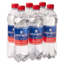 SOURCY SPRANKELEND 50CL KZH PET