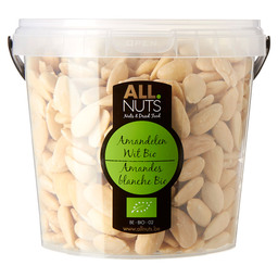 ALMONDS WHITE BIO