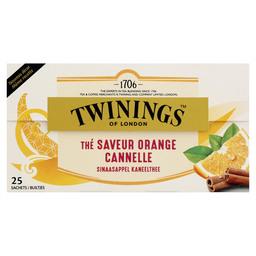 TEA ORANGE/CINNAMON TWININGS