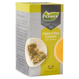 TEA MASTER SELECTION GREEN TEA LEMON