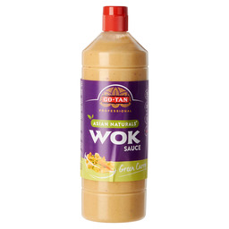 WOK GREEN CURRY