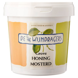 MOSTERD HONING  GROF