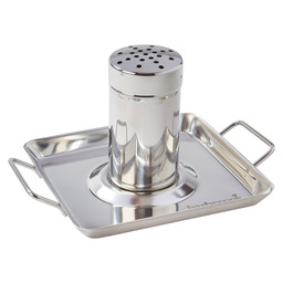 BARBECOOK STAINLESS STEEL POULTRY ROASTE