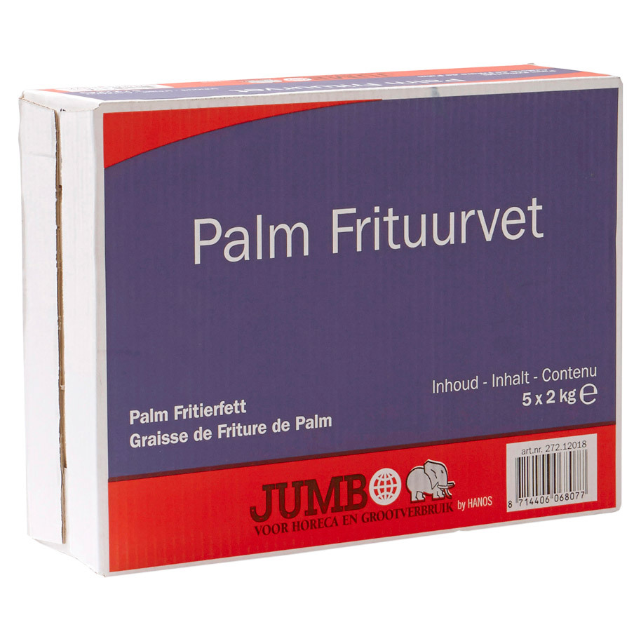 PALM COOKING OIL JUMBO