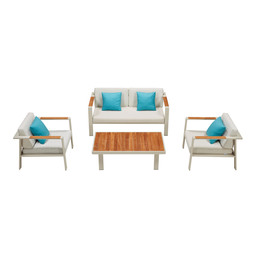 680120 NOFI LOUNGE SET 2S 4 PCS