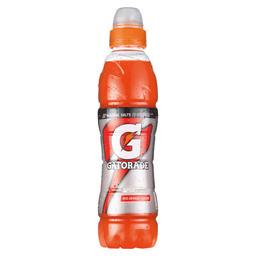 GATORADE RED ORANGE 50CL