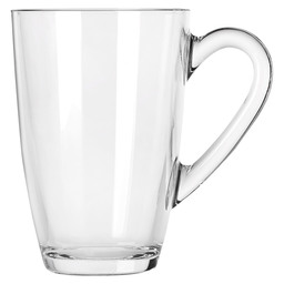 TEA GLASS AQUA 33CL HARD GLASS