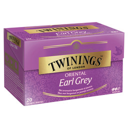 TEA ORIENTAL EARL GREY TWININGS