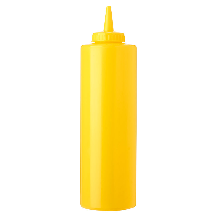 SQUEEZE BOTTLE 70 CL YELLOW