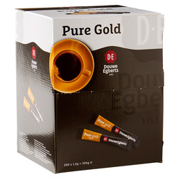 KOFFIE PURE GOLD  1,5GR