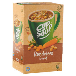 BEEF SOUP CUP A SOUP CATERING