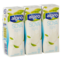 ALPRO DRINK SOYA LIGHT NATURE 250ML