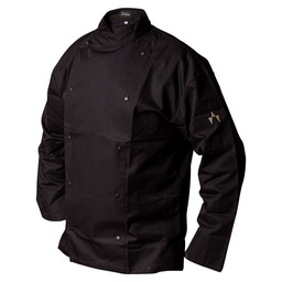 CHEF'S JACKET GAZZO BLACK MT S