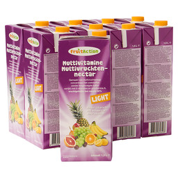 NECTAR MULTIVITAMINE LIGHT 1,5L