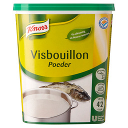 FISH BROTH POWDER AUTH. KNORR 42L