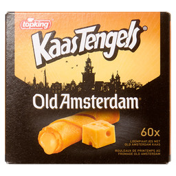 CHEESE STICKS OLD AMSTERDAM 15GR