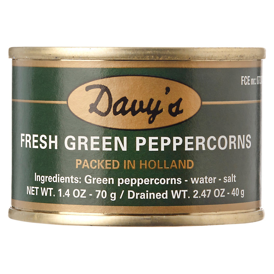 PEPPERS GREEN DAVY'S 40/70 GR