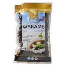 WAKAME GEDROOGD GOLDEN TURTLE