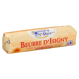 BEURRE D'ISIGNY DOUX ROULEAU