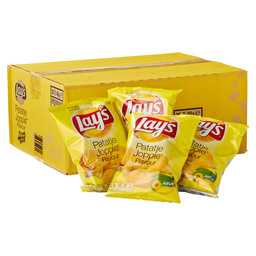 CHIPS PATATJE JOPPIE  40GR LIMITED ED. L