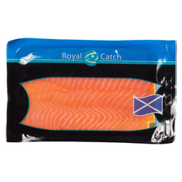 SALMON SMOKED SCOTTISH LONG SLICED