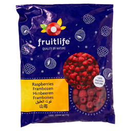 RASPBERRY IQF FRUIT LIFE